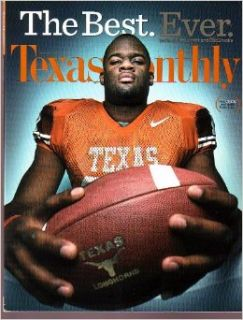 Texas Monthly Magazine   Vince Young cover [February 2006]: Evan Smith: Books