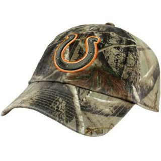 47 Brand Indianapolis Colts Clean Up Adjustable Hat   Realtree Camo