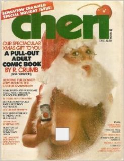 CHERI MAGAZINE DECEMBER 1976 Books
