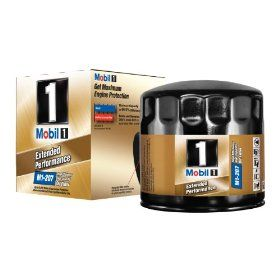 Mobil 1 M1 207 Extended Performance Oil Filter (Pack of 2): Automotive