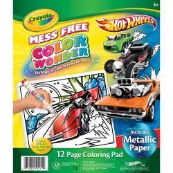 Crayola Color Wonder Coloring Pad bubble Guppies
