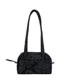Stephanie Dawn Handbag   Vienna Black Pre Order   New Quilted Handbag USA 10057 030   Cosmetic Tote Bags