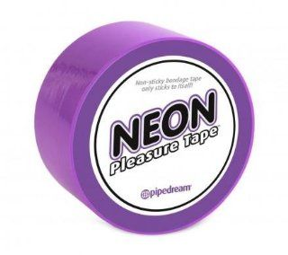 Neon Bondage Tape Purple ( 2 Pack ): Health & Personal Care
