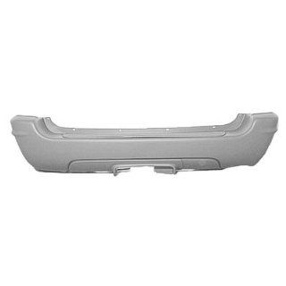REAR BUMPER COVER  JEEP GRAND CHEROKEE 1999 2004 TEXTURED GRAY W/HITCH BRAND NEW Automotive