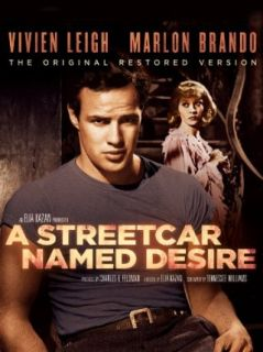 A Streetcar Named Desire: Vivien Leigh, Marlon Brando, Kim Hunter, Karl Malden:  Instant Video
