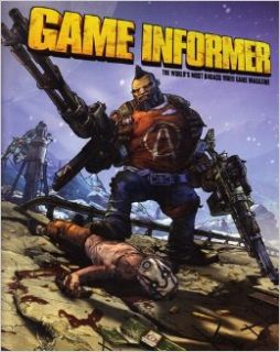 Game Informer Magazine Issue 221 (Borderlands 2): Andy McNamara: Books