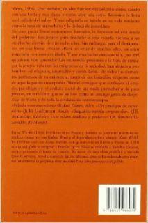 Una Letra Femenina Azul Palido (Spanish Edition): Franz Werfel: 9788433966070: Books