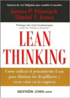 Lean Thinking (Spanish Edition): Daniel Jones, James Womack: 9788480886895: Books