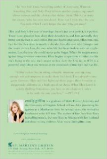 Love the One You're With: Emily Giffin: 9780312348663: Books