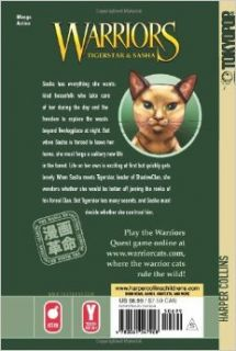 Into the Woods (Warriors: Tigerstar and Sasha, No. 1): Erin Hunter, Dan Jolley, Don Hudson: 9780061547928: Books