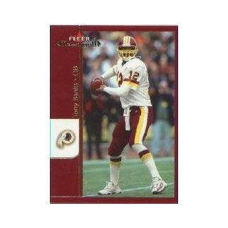2002 Fleer Maximum #231 Tony Banks: Sports Collectibles