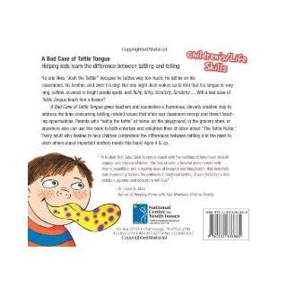 A Bad Case of Tattle Tongue: Julia Cook, Anita DuFalla: 9781931636865: Books