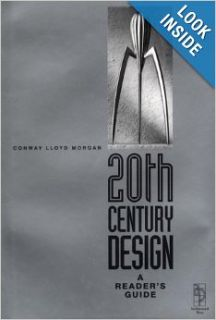 20th Century Design: A Reader's Guide (Reader's guides): Conway Lloyd Morgan: 9780750646512: Books