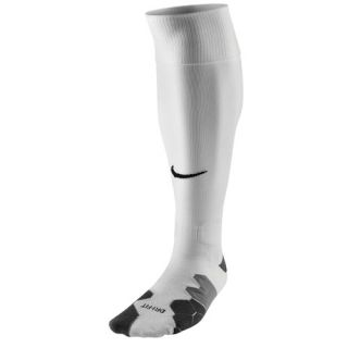 Nike Soccer Elite Socks   Soccer   Accessories   White/Carbon Heather