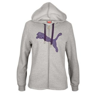 PUMA Padded Jacket - Women's - Sport Inspired - Clothing - Purple Magic/Regatta