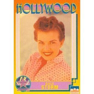 Gale Storm trading Card (Actress) 1991 Starline Hollywood Walk of Fame #234: Collectibles & Fine Art