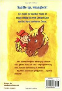 Cowgirl Kate and Cocoa: Partners: Erica Silverman, Betsy Lewin: 9780152060107: Books