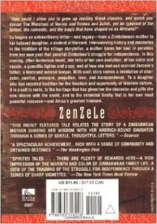 Zenzele: A Letter for My Daughter: J. Nozipo Maraire: 9780385318228: Books