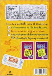 Diario de Nikki # 3 (Dork Diaries) (Spanish Edition): Rachel Renee Rusell, Rachel Renaee Russell: 9788427201378: Books