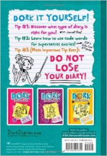 Dork Diaries 3 1/2: How to Dork Your Diary: Rachel Ren�e Russell: 9781442422339: Books