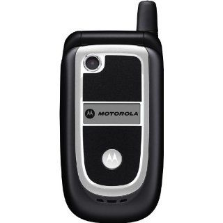 Motorola V237 Unlocked GSM Flip Phone with VGA Camera, Video Capabilities and Internet Browser   Black: Cell Phones & Accessories