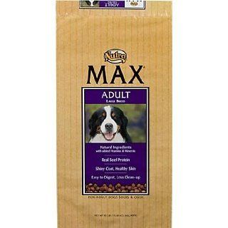 Nutro Max Dry Dog Food   Adult Large Breed, 35 lb.: Pet Supplies