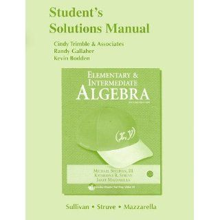 Do the Math Workbook for Elementary & Intermediate Algebra: Michael Sullivan III, Katherine R. Struve, Janet Mazzarella: 9780321593597: Books