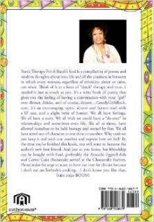 Poetic Therapy For A Sistah's Soul: Kay Cook: 9781468548679: Books