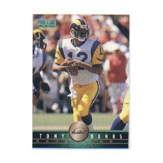 1997 Pro Line #247 Tony Banks: Sports Collectibles