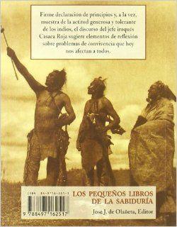 Hermano, el gran esp�ritu nos ha creado a todos : palabras memorables de los indios sobre su religi�n y sobre el encuentro con el hombre blanco: JEFE CASACA ROJA: 9788497162517: Books