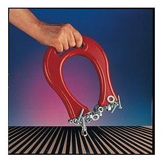 Giant Horseshoe Magnet: Industrial & Scientific