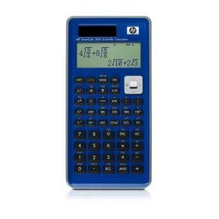 New HP Smartcalc 300S Scientific Calculator 249 Functions 3 Lines LCD Solar Battery Powered: Office Products