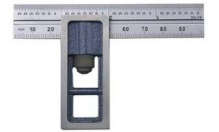 "PEC Double Square   Model: 7105 266 Blade Length: 6"": Home Improvement"