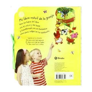 Mi libro movil de la granja.Una historia divertida y un movil para colgar (Libros Moviles / Mobile Books) (Spanish Edition) Rachel Fuller, Rosalind Beardshaw 9788421696859 Books