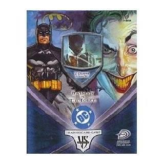 DC VS System Trading Card Game 2Player Starter Deck Batman Vs. Joker: Toys & Games
