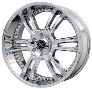 ENKEI   ikei 6   20 Inch Rim x 9.5   (6x135) Offset (35) Wheel Finish   Chrome: Automotive