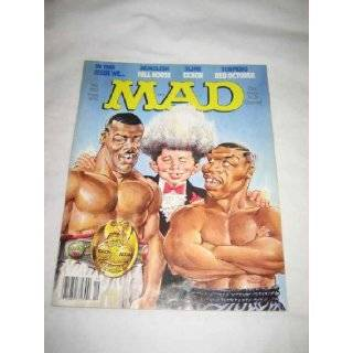Mad # 297 Sep 1990 Full House Adulthood Smoking Boxing Hunt for Red October Yoyo EC Publications Books