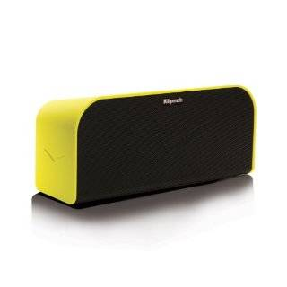 Klipsch KMC 1 Portable Speaker, Yellow: MP3 Players & Accessories