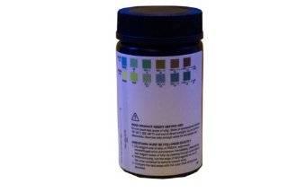 Multistix Generic Urine Test Strips 10SG 100/BOTTLE Health & Personal Care