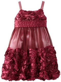 Bonnie Jean Girls Bonaz Bubble Dress Bonnie Jean Clothing
