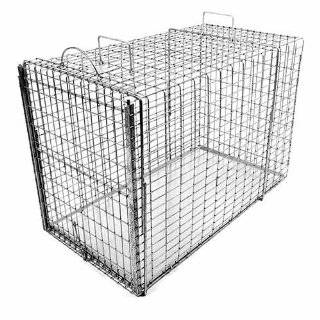 308 Transfer Cage for medium dog, coyote & similar sized animals Tomahawk Live Trap Coyote Traps : Home Pest Control Traps : Patio, Lawn & Garden