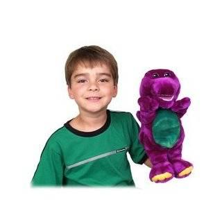 """Barney Full Body Puppet 14"""" Toys & Games"""
