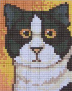 PixelHobby One Cat Mini Mosaic Kit: Everything Else