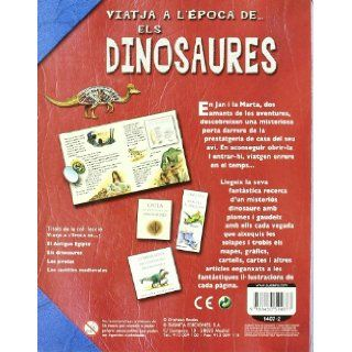 Viajta a l'epoca els dinosaures: Equipo Editorial Orpheus Books LTD: 9788430524877: Books