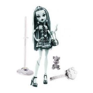 Monster High Grayscale Frankie Stein Doll   Comic Con Exclusive Limited Edition Toys & Games