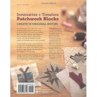 Housewarming Patchwork: 78 Original Motifs and 10 Projects: Yoko Saito: 9781596688193: Books