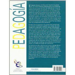 Psicologia de la educacion para docentes / Educational Psychology for Teachers (Spanish Edition): Jose Ignacio Navarro Guzman, Carlos Martin Bravo: 9788436824018: Books