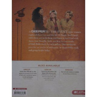 Anointed, Transformed, Redeemed: A Study of David (Member Book): Priscilla Shirer, Beth Moore, Kay Arthur: 9781415865859: Books