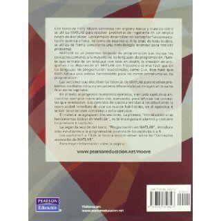 Matlab para Ingenieros: MOORE: 9789702610823: Books