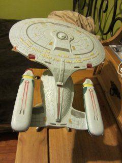 Star Trek Starship USS Enterprise NCC 1701D Space Talk Series Toys & Games